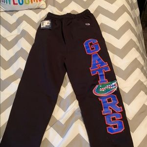 University of Florida sweat pants